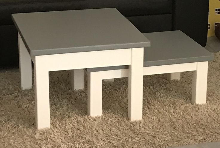 15 must see table basse gigogne pins table gigogne for Table theoleine