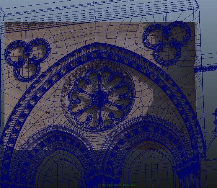 Enwaii photogrammetry for VFX : Making of Paris bords de Seine