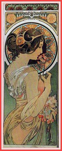 Mucha Primavera 1899 by mpt.1607, via Flickr