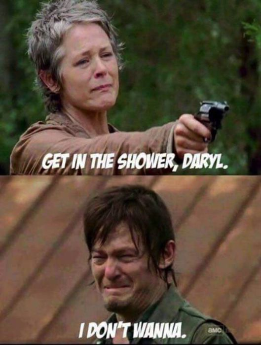 26 Hilarious Walking Dead (Season 5) Memes - Gallery
