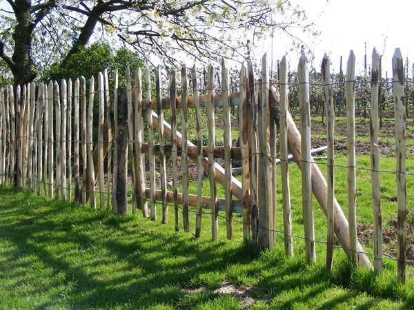 kastantjehouten hek