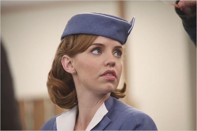 Kelli Garner from Pan Am