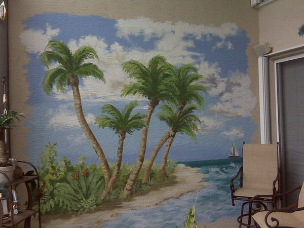 60 best Beautiful murals images on Pinterest | Wall ideas ...