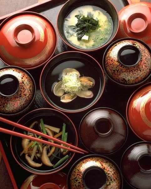 **Washoku, Japanese Meal