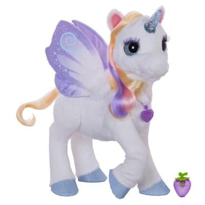 FurReal Friends Fantasy Collection StarLily, My Magical Unicorn Pet