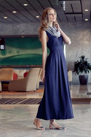 LILLE SS13 Henrika dress and Tua scarf