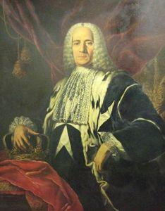 Manuel Pinto de Fonesca_Grand Master of the Order of St John, 1741-73. #OrderofMalta #SMOM