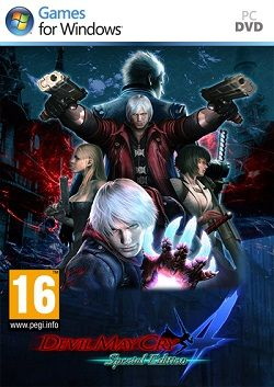 Devil May Cry 4 Special Edition - CODEX