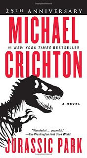 The White Mountain Librarian: Jurassic Park by Michael Crichton
