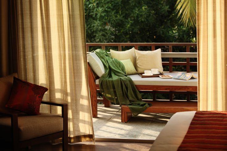 Leisure Suite Balcony