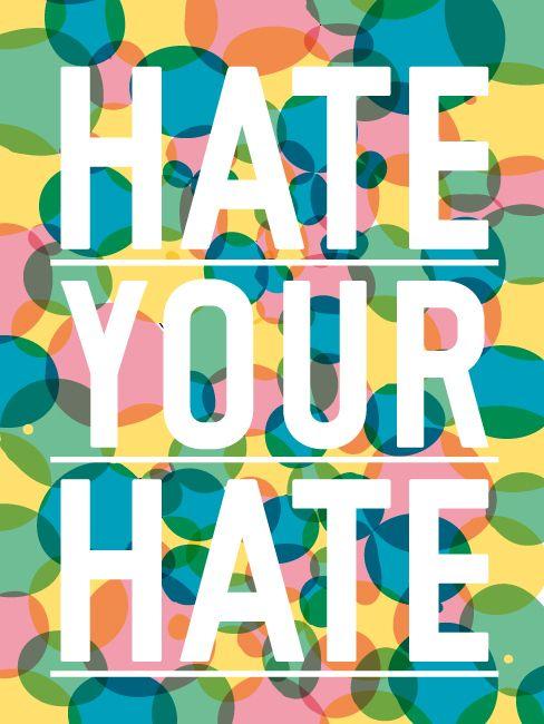 Hate your hate.: Shops Pin Com, Jonathan Calugi, Coolest Pin, Macha Artists, Raunchi Pin, Prints Types, Illustrations Prints, Random Pin, Artists Jonathan