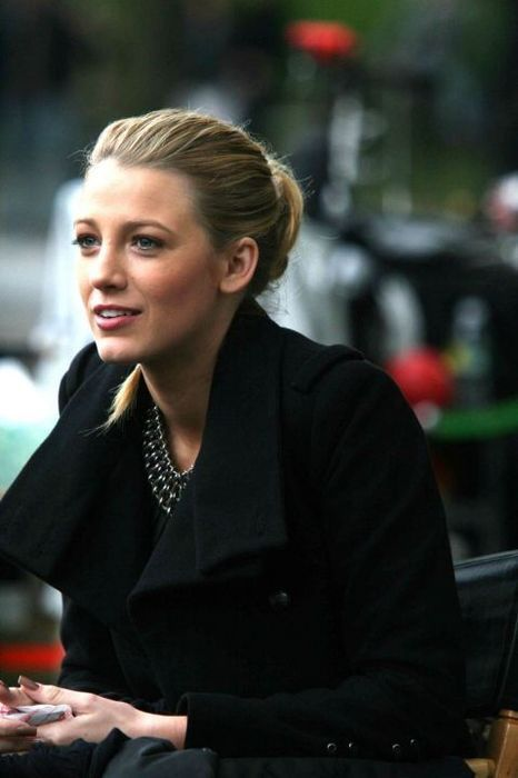 Blake Lively - what a pretty girl she is. Never seen a bad picture of her