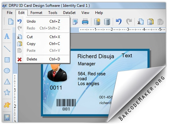187 best software images on pinterest software website and 3d user to develop multiple copies of employee id card images having unique personal identification within simple mouse clicks by applying random value fandeluxe Choice Image