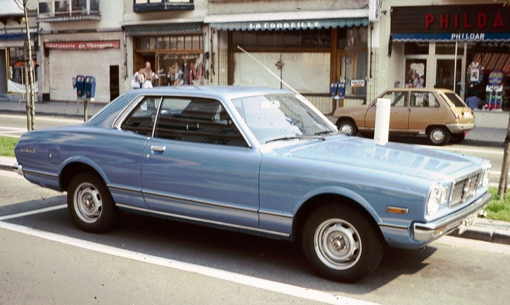 1977 Toyota Cressida Coupe Maintenance/restoration of old/vintage vehicles: the material for new cogs/casters/gears/pads could be cast polyamide which I (Cast polyamide) can produce. My contact: tatjana.alic@windowslive.com