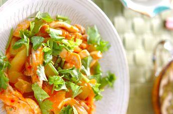 鶏肉の豆板醤炒め【E・レシピ】料理のプロが作る簡単レシピ/2006.06.26公開のレシピです。
