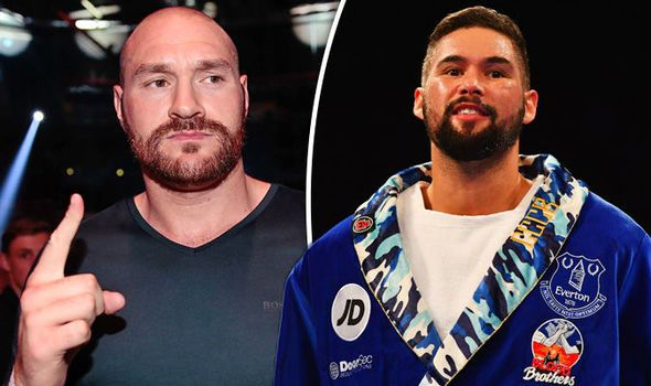 Tony Bellew reveals he could fight Tyson Furybut this must happen first