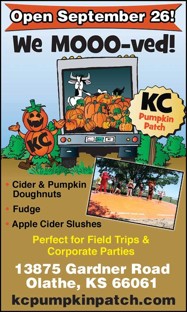 KC Pumpkin Patch is perfect for any event in the fall!!  // For more family resources visit www.ifamilykc.com! :)