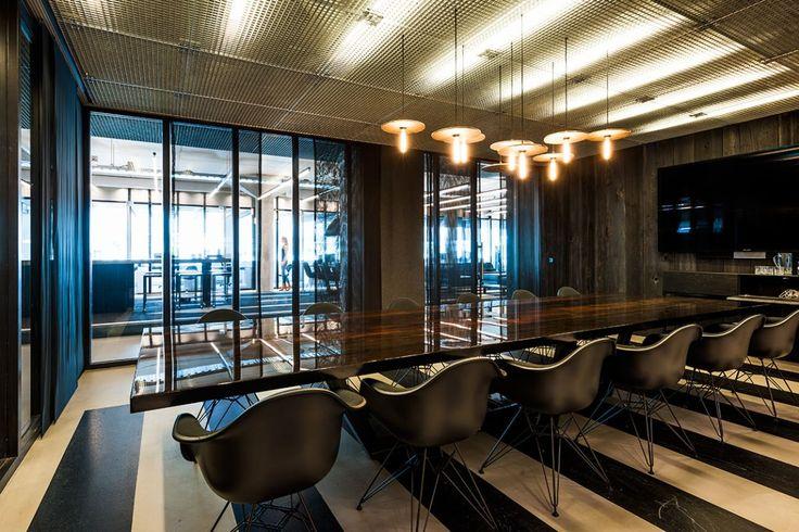 Office Design by Tank Interior Design & Branding - Retailand.com