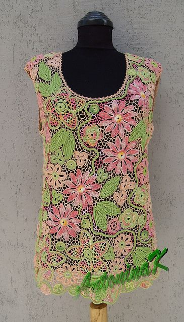 Flower_tunic | Flickr - Photo Sharing!