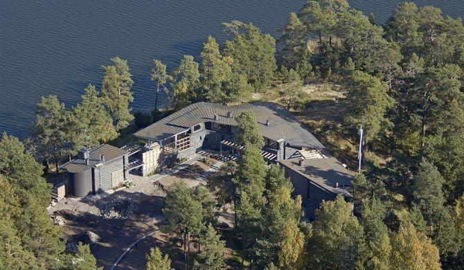 Villa Vetro - Helin & Co Architects
