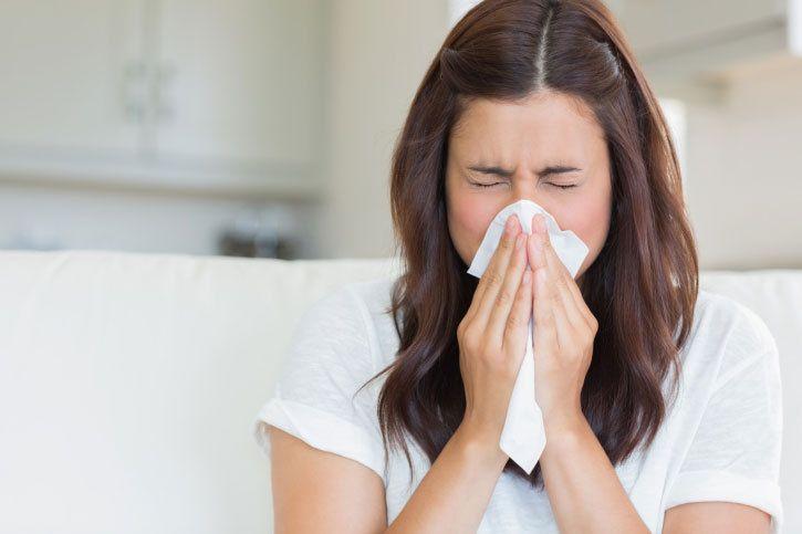 Rhinite allergique: c'est dès janvier qu'il faut y penser