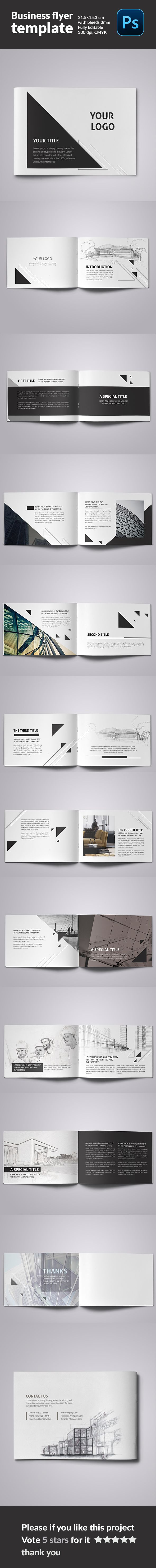 Minimal Architecture Brochure_F&B