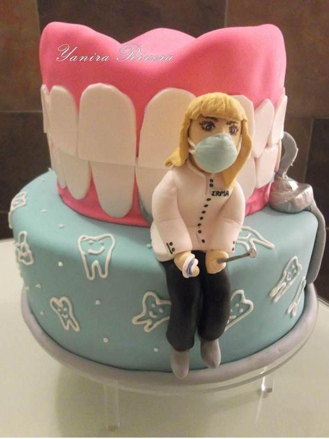 by yanira1973 Dentist Cakes Pinterest