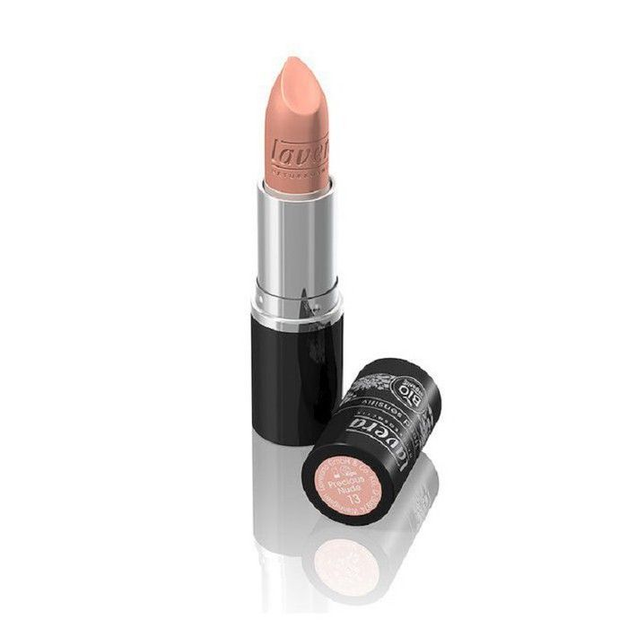 Perfect everyday colour for that no makeup makeup look! Lavera Certified Natural Lipstick - Precious Nude