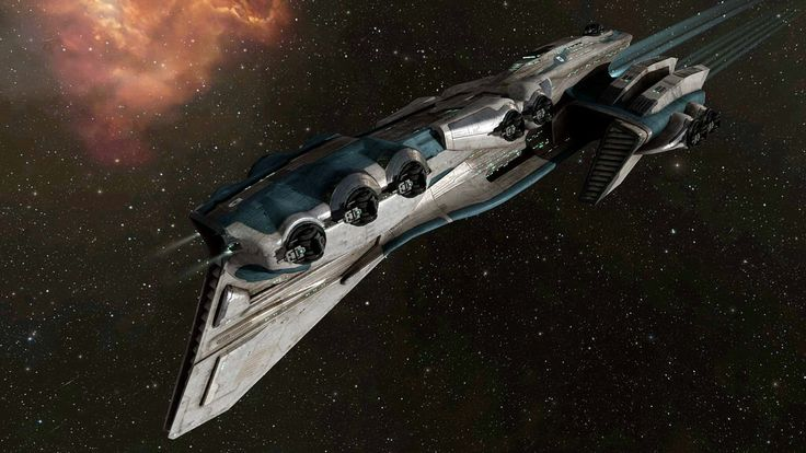 Ships of Eve Online