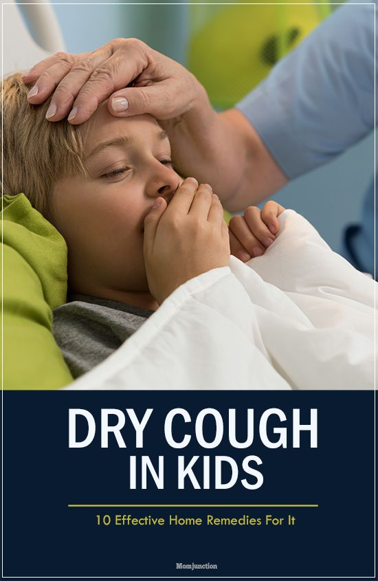10 Effective Home Remedies For Dry Cough In Kids: Read the following article, and understand how some effective #HomeRemedies help cure dry cough in kids.