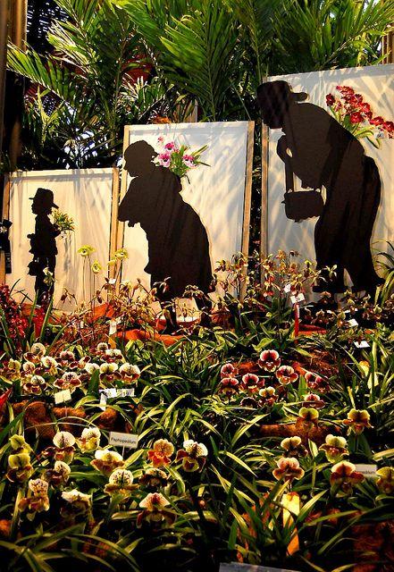 Jardin Botanico - Feria de Flores
