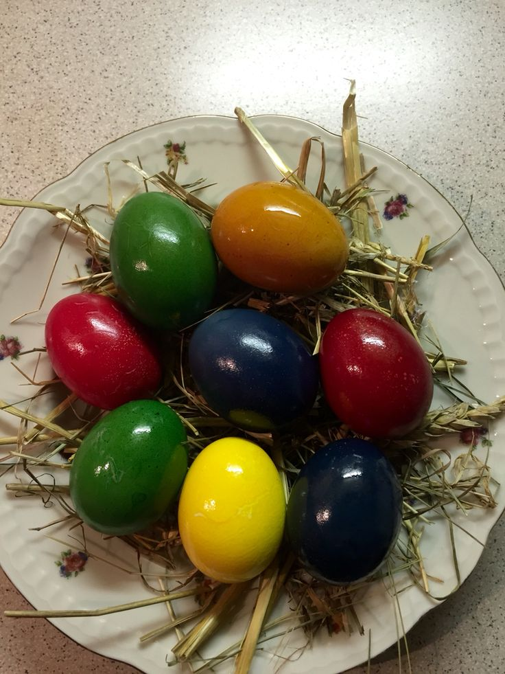 Happy colors Easter