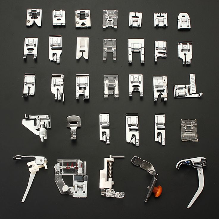 15.39$ (Buy here: http://alipromo.com/redirect/product/olggsvsyvirrjo72hvdqvl2ak2td7iz7/32677264228/en ) Best  Price 32pcs Domestic Sewing Machine Presser Foot Feet Kit Set With Box For Brother Singer Janom Free Shipping for just 15.39$
