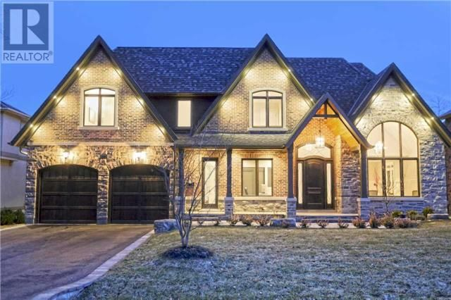 """Magnificent Custom Built In Exclusive Lorne Park Sunny Private Ravine Lot Backing On Tecumseh Park """"""""Muskoka In The City""""""""Gourmet Kitchen With Pantry, Open Concept Family Rm W/Indoor/Outdoor Fireplace & W/O To Covered Porch (15X21). Master Bdrm W/2 Way Fireplace, Lavish 6Pc Ensuite, His/Hers Shower W/Steamer & Waterfall. Walkout Basement W/Nanny Suite & State Of The Art Theater Room  Check out this great home on http://detachedhouseforsale.com - 1200 WOODEDEN Drive , Mississauga, Ontario…"""