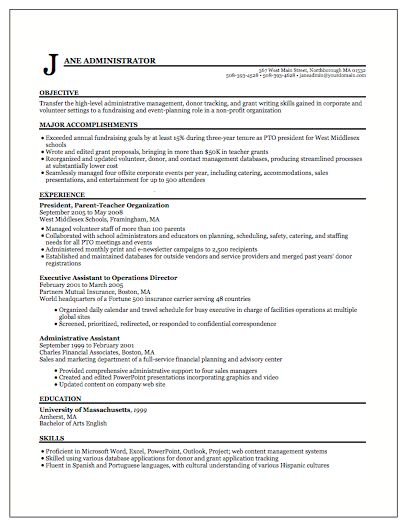 hybrid resume example 3 resume formats which one works for you - Best Resume Formats