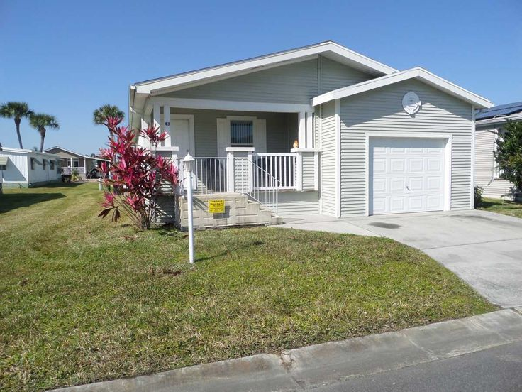 Palm Harbor Manufactured Home For Sale in Melbourne FL, 32934