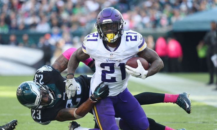 The Vikings currently have the worst running game in NFL history