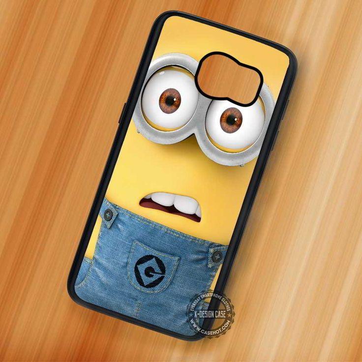 Cute Mini Minion Despicable Me - Samsung Galaxy S7 S6 S5 Note 7 Cases & Covers
