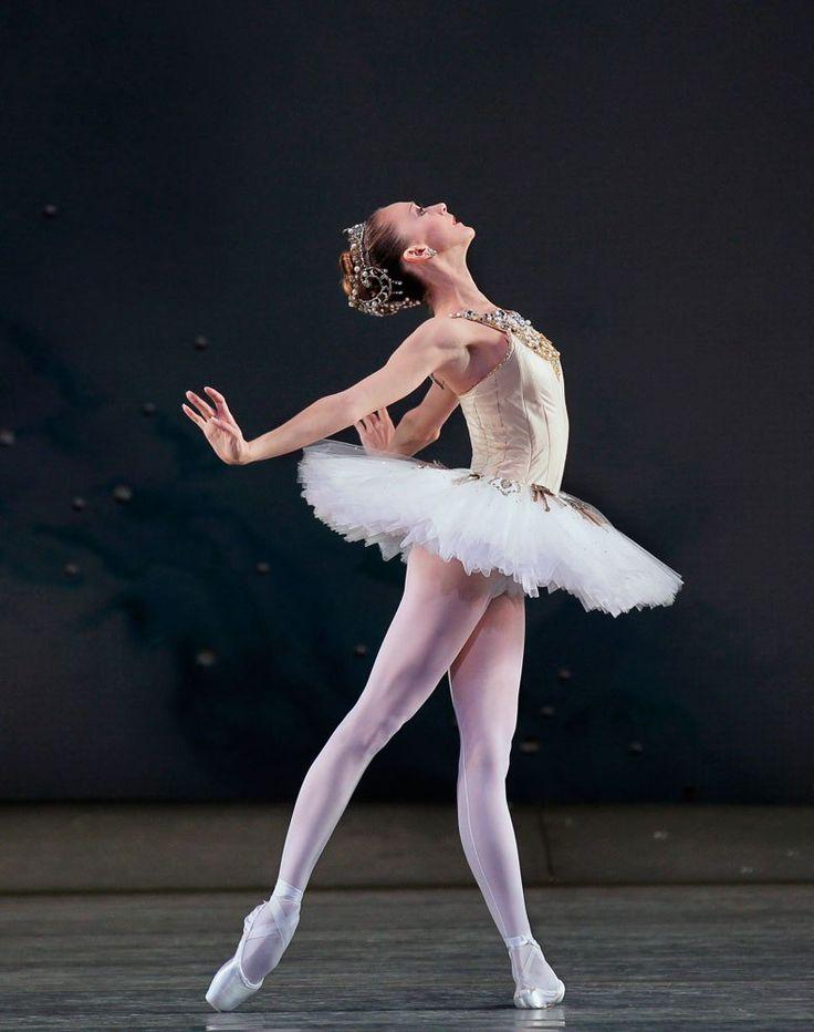"Maria Kowroski, ""Diamonds"" from ""Jewels"", New York City Ballet"