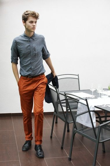 Faded orange pants  #WGTA #spsf