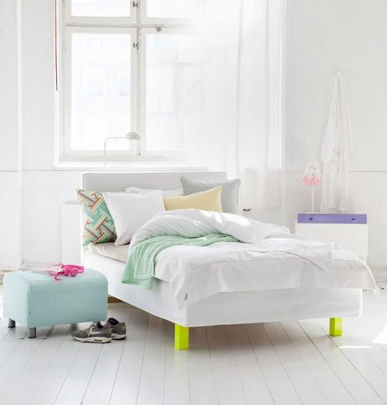 Neon Room Decor, Neon Home Decor And Cool Teen Rooms