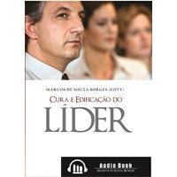 AudioBook MP3 Cura e Edificação do Líder - Pr. Coty