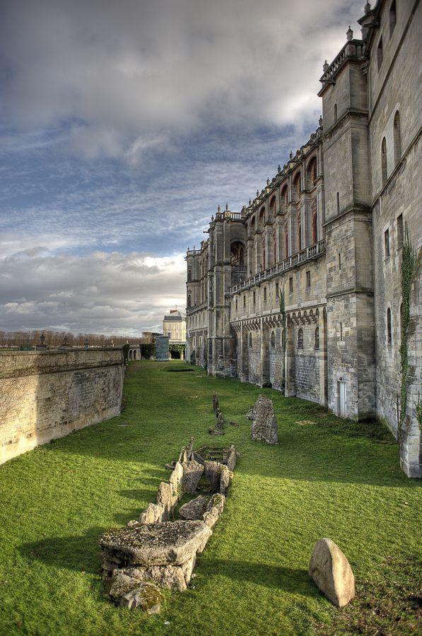 Chateau de Saint Germain en Laye (near Paris)