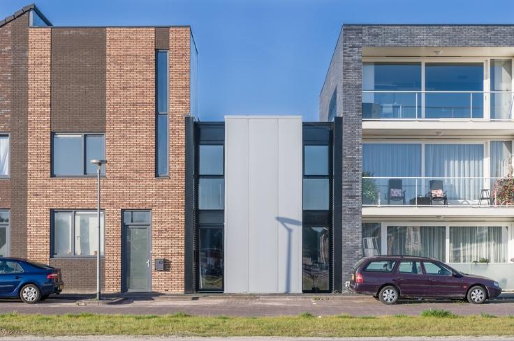 """Homeruskwartier, Almere Poort.  Project: """"IkbouwbetaalbaarinAlmere"""". Polluxstraat-42-C10_3466."""