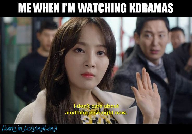 Basically blew off my other friends for my k drama watching friend.