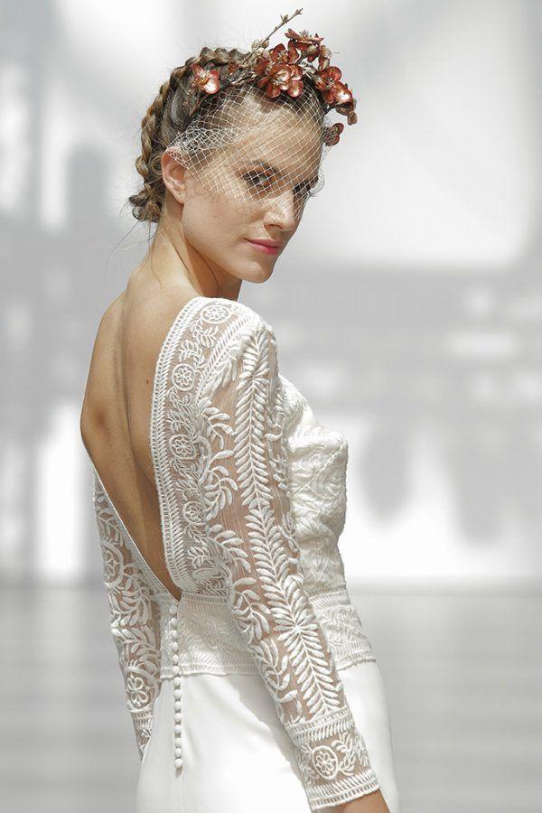 Vestidos de novia de Pol Nuñez – Tendencias de Bodas Magazine