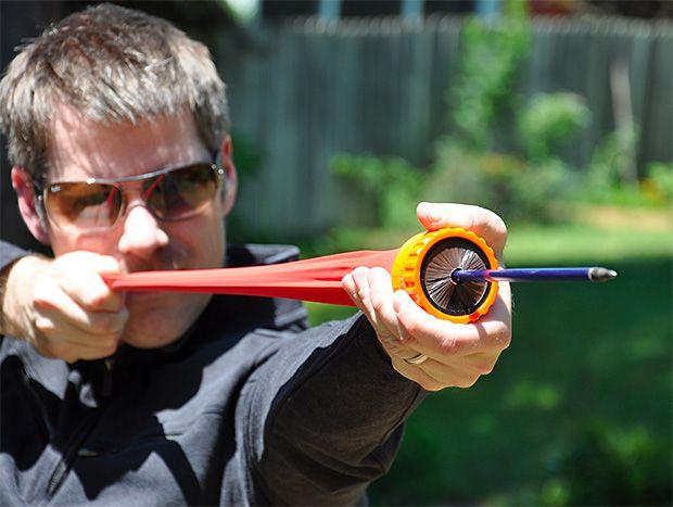 Pocket Shot Arrow Shooting Kit