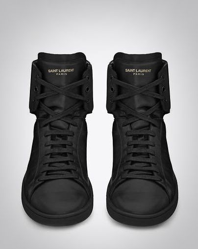 Saint Laurent Sneakers. So good