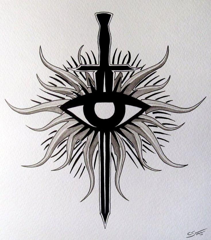 Dragon Age - Inquisition Symbol