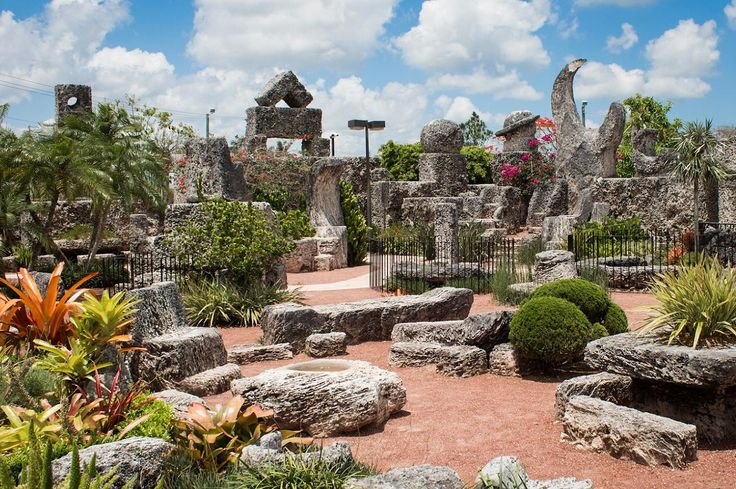 Coral Castle (Homestead - Florida)